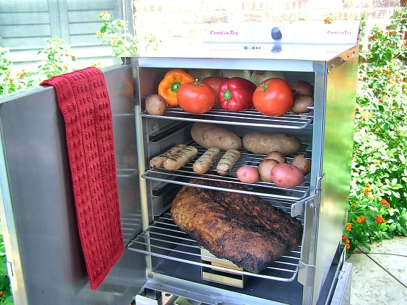 SmokinTex BBQ Smoker Model 1400