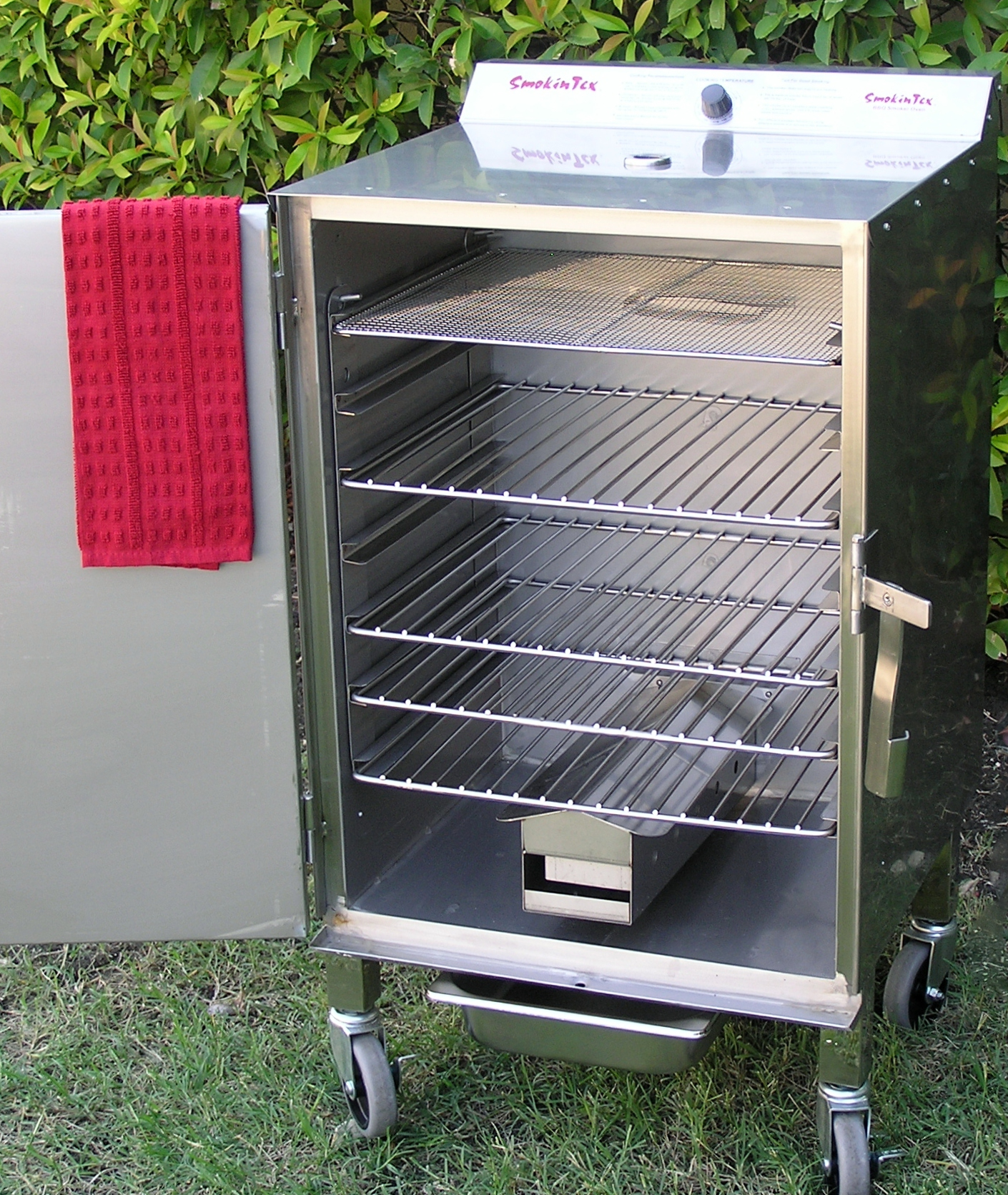 Smokintex Electric Bbq Smokers Commercial Smokers